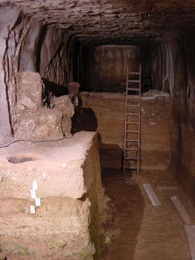 suba cave interior