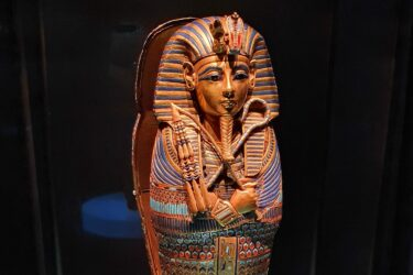 New discovery found in Egypt's Tutankhamun tomb