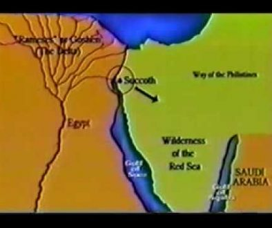 Video: The Red Sea Crossing