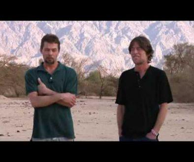 Danny and Ronnie Wyatt EXODUS/SAUDI ARABIA part 2
