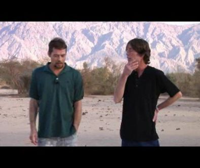 Danny and Ronnie Wyatt EXODUS/SAUDI ARABIA part 3
