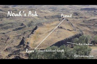 Noah's Ark Found? (Full Documentary)