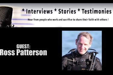Podcast Interview with Ross Patterson