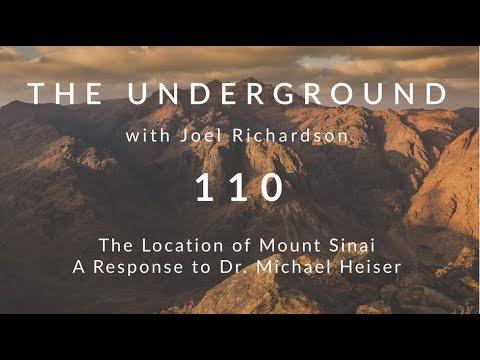 Mt  Sinai (Jebel al-Lawz) in Saudi Arabia - Anchor Stone International