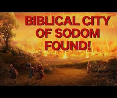 Biblical City of Sodom Found!