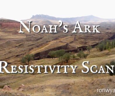 Noah's Ark Resistivity Scans, Part 2