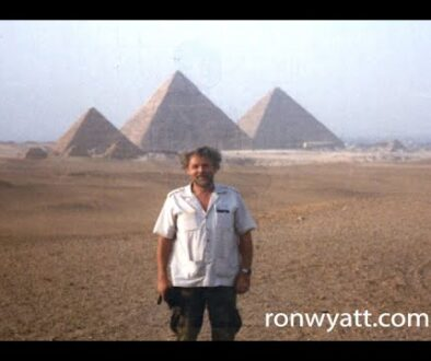 Joseph the architect of the First Pyramid
