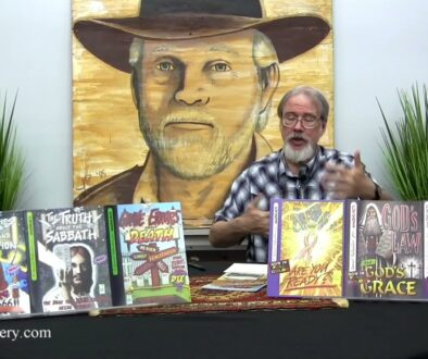 Jim Pinkoski on Ron Wyatt's discoveries