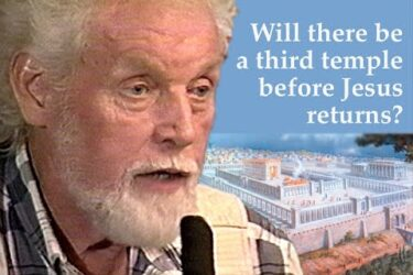 Ron Wyatt discusses Will there be a Third Temple?