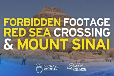 Forbidden footage of the Red Sea Crossing